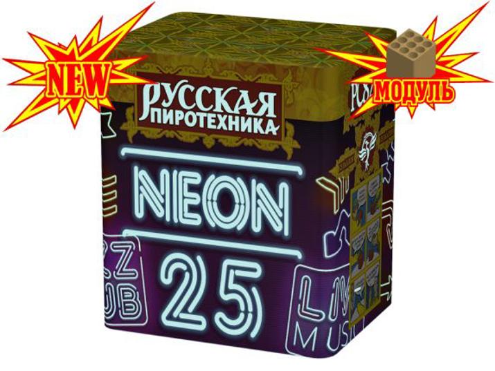 """Изображение Батарея салютов """"Неон 25"""""""
