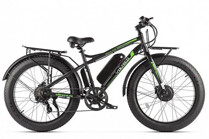 Изображение Велогибрид VOLTECO BIGCAT DUAL NEW 2020