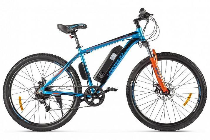 Изображение Велогибрид Eltreco XT 600 Limited edition